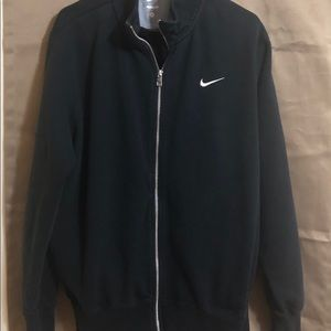 Nike Sweatshirt Black/white